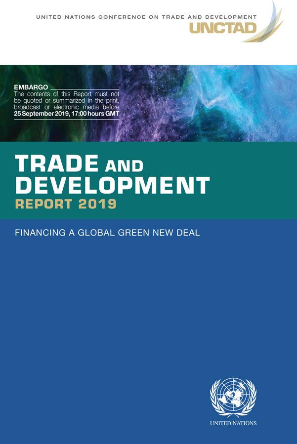 2019 تقرير التجارة والتنمية