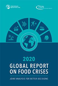 التقرير العالمي للأزمات الغدائية ٢٠٢٠