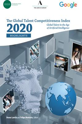 تقرير مؤشر تنافسية المواهب العالمية