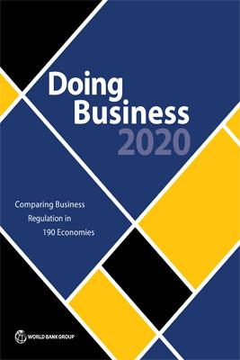 ممارسة أنشطة الأعمال 2020