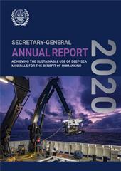 التقرير السنوي الصادر عن السلطة الدولية لقاع البحار ٢٠٢٠