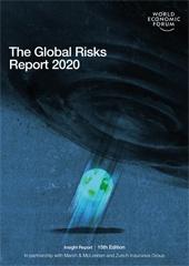 تقرير المخاطر العالمية ٢٠٢٠