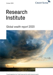 تقرير الثروة العالمي٢٠٢٠.. الصادر عن مؤسسة Cerdit suisse السويسرية
