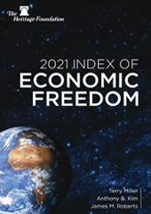 تقرير الحرية الاقتصادية ٢٠٢١