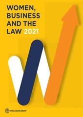 تقرير المرأة والأعمال والقانون 2021