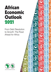 تقرير آفاق الاقتصاد الأفريقي ٢٠٢١